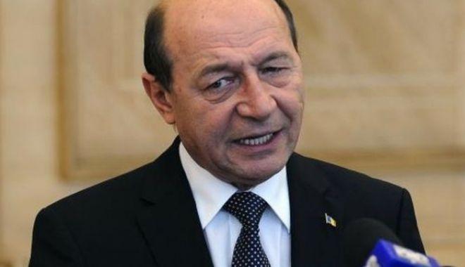 Foto: Traian Băsescu: FBI a asigurat asistenţă tehnică ofiţerilor SRI și procurorilor
