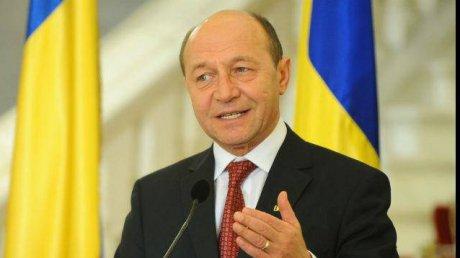 Foto: Traian Băsescu: N-am pierdut nicio bătălie politică, vă rog să mă ajutaţi să nu o pierd pe ultima!
