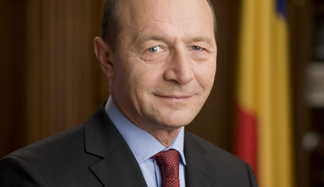 Foto: Băsescu: