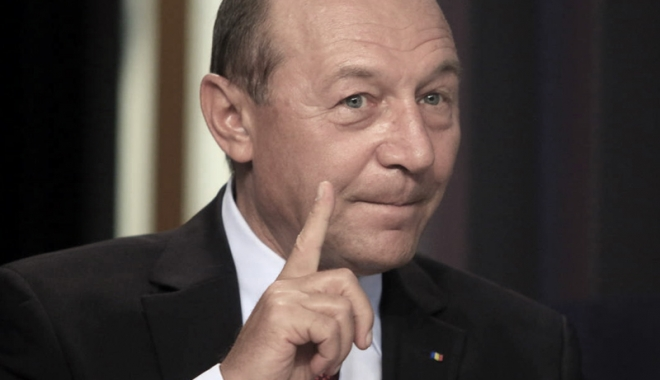 """Foto: Băsescu despre premierul Sorin Grindeanu: """"E prea mare căciula pentru dânsul"""""""
