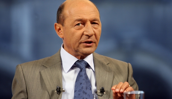 Foto: Traian Băsescu: Preşedintele nu trebuie exclus de la desemnarea şefilor Parchetelor