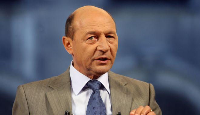Foto: Băsescu: Trebuie să recunoaștem că MCV a fost utilizat excesiv împotriva noastră