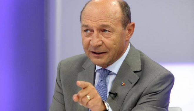Foto: Băsescu: Pesediștii au realizat inechitatea sistemelor de indemnizații și pensii