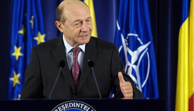 Traian Băsescu critică intenția Guvernului de a majora unele taxe - traianbsescu-1375887703.jpg