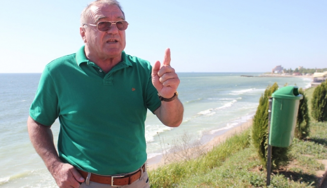 Foto: Traian Cristea, ales pentru al cincilea mandat în fruntea Costineştiului