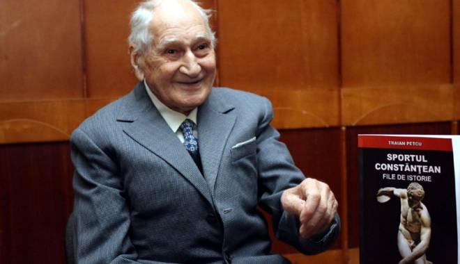 Foto: Traian Petcu, o viaţă dedicată atletismului. Merită să fie Cetăţean de Onoare!