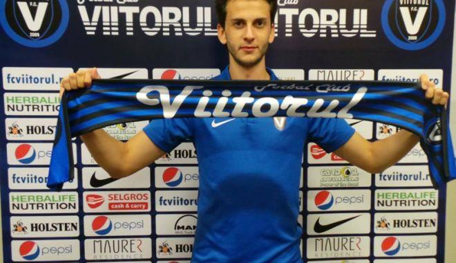 Foto: Transfer important pentru FC Viitorul Constanţa