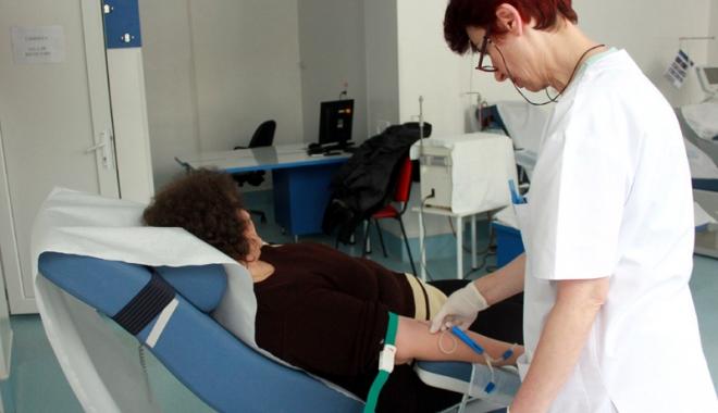Foto: Se caută donatori de sânge, la Medgidia