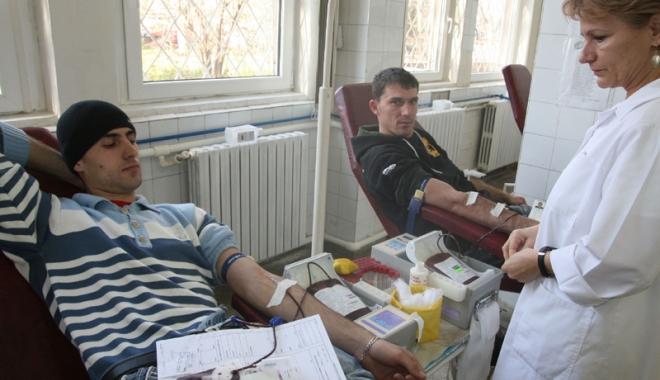 Bolnavii de cancer, clienţi fideli  ai Centrului  de Transfuzii