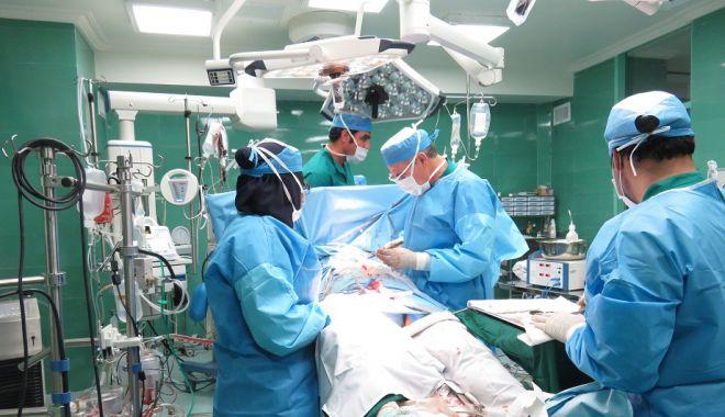 A fost efectuat al doilea transplant de inimă din țară