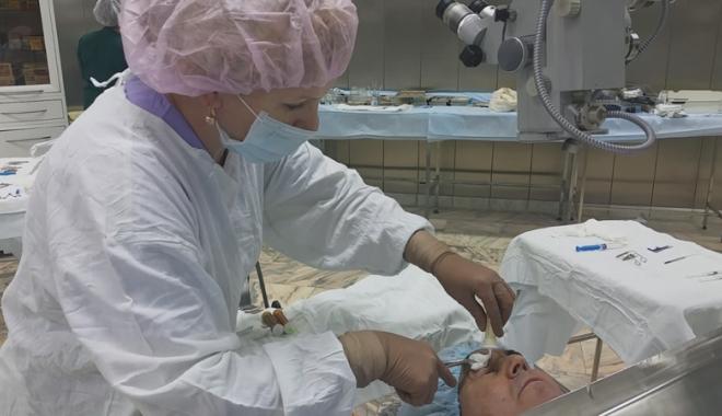 Foto: Transplantul de cornee, o problemă pentru pacienţi.