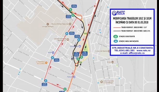 Autobuze şi pentru locuitorii cartierului Poarta 6. Ce propune RATC - traseuratc-1519149563.jpg