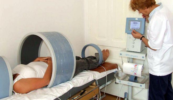 Foto: Cine beneficiază de tratament balnear în mod gratuit