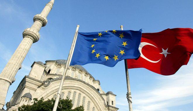 """Foto: """"Trebuie încheiate negocierile de aderare a Turciei la UE"""""""