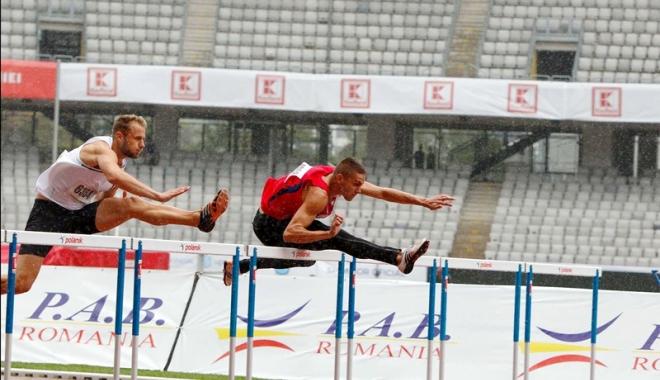 Foto: Patru atleţi de la CS Farul, prezenţi la Cupa României