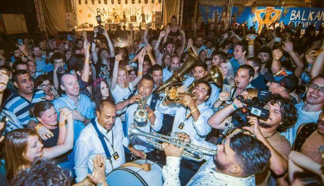 Foto: Trei zile de petrecere,  la Balkanik Festival
