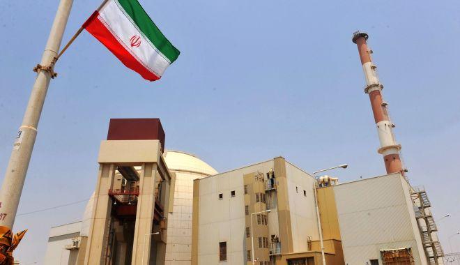 Foto: Trei puteri ale UE cer Iranului să renunţe la încălcările acordului nuclear