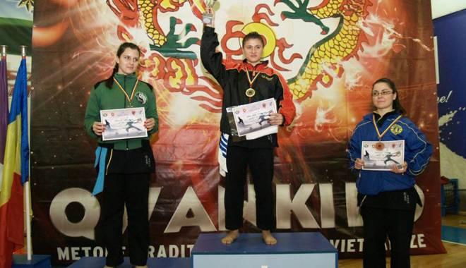 Foto: Trei titluri naţionale pentru sportivii de la Aurora 23 August