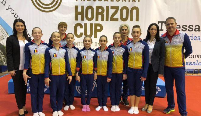 Trei gimnaste de la CS Farul, medaliate la Cupa Horizont de la Salonic - treigimnaste-1573591616.jpg