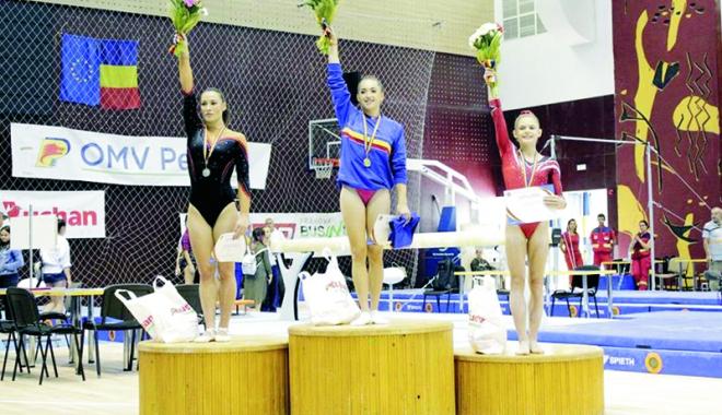 Foto: CS Farul Constanţa, pe podium la Campionatele Nationale