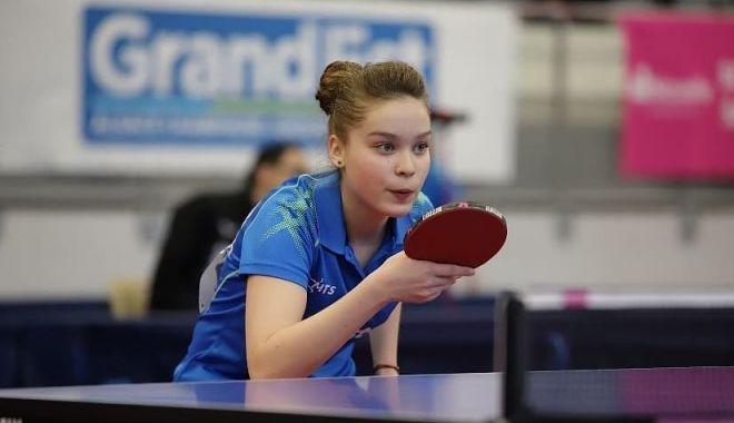 Foto: Trei medalii pentru Elena Zaharia, la Openul Franţei