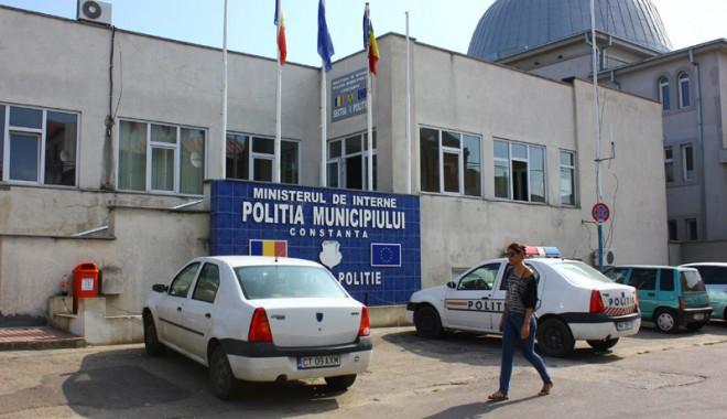 Foto: Trei secţii de poliţie îşi mută sediul să facă loc SRI-ului