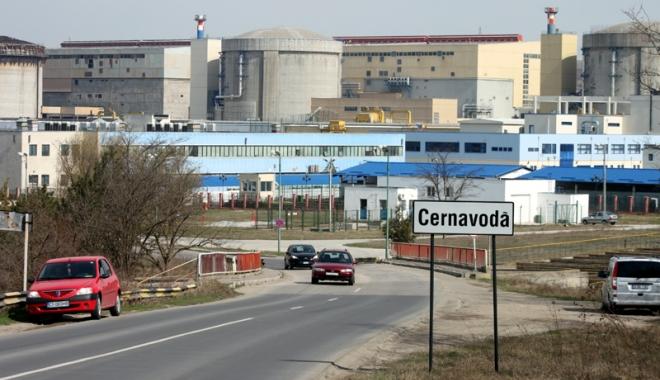 Foto: Situaţie de urgenţă la CNE Cernavodă. Cum se acţionează