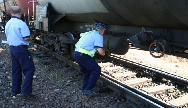 Foto: Se schimbă mersul trenurilor  la Constanța