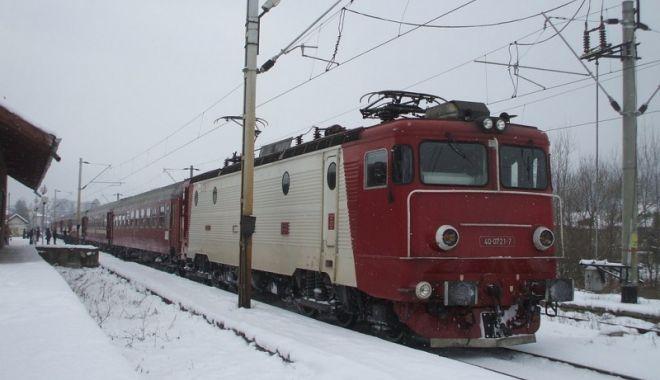 Foto: TRAGEDIE! Un bărbat a murit STRIVIT de tren