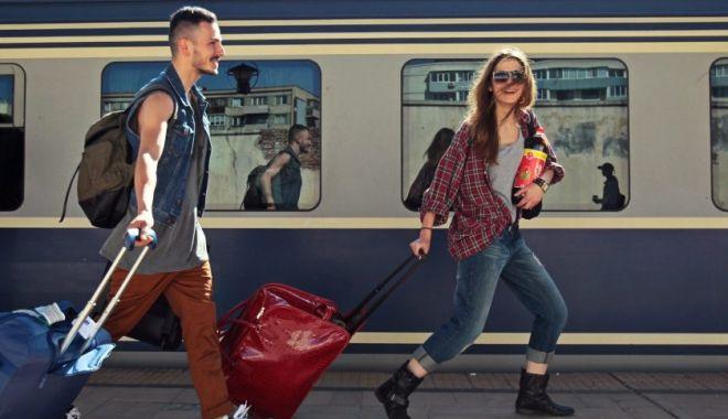 Directorul CFR Călători recomandă trenul pentru călătoriile spre litoral - tren-1593268489.jpg