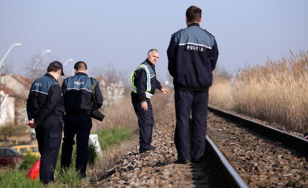 Foto: UPDATE - GRAV ACCIDENT LA NĂVODARI! COPIL LOVIT DE TREN! Ce spun medicii constănţeni