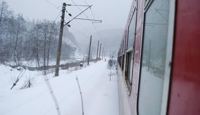 Foto: CFR Călători. Anunţ de ultimă oră despre circulaţia trenurilor între Constanţa şi Bucureşti
