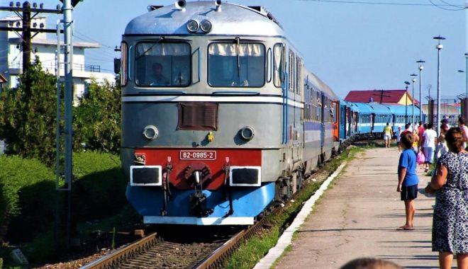 Întârzieri uriașe pe calea ferată în ultimele zile. Trenul Mangalia-Arad a avut o întârziere de 600 de minute - tren2-1627627323.jpg