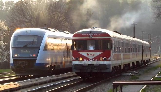 Foto: CFR Călători. Trenurile au încă întârzieri