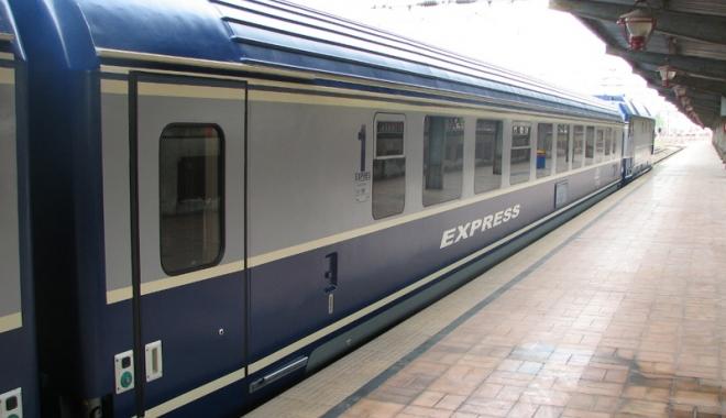 Foto: CFR introduce trenuri directe spre Turcia şi Grecia