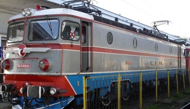 Foto: Trenuri mai curate pentru călători