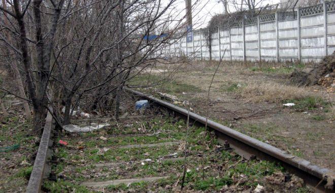 Foto: Trenurile vor putea circula, în portul Constanța, cu 100 de kilometri pe oră