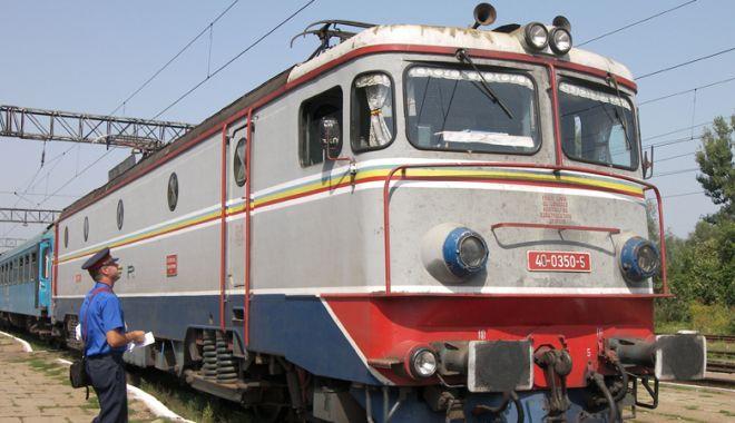 """Foto: """"Trenurile merg mai încet decât în secolul XIX"""""""