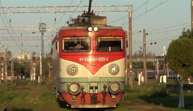 Foto: REDUCERI DE PREŢ la tren, de Paști. Vezi aici ofertele