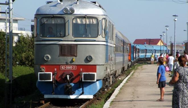 Foto: Trenuri suplimentare în mini-vacanţa de Rusalii
