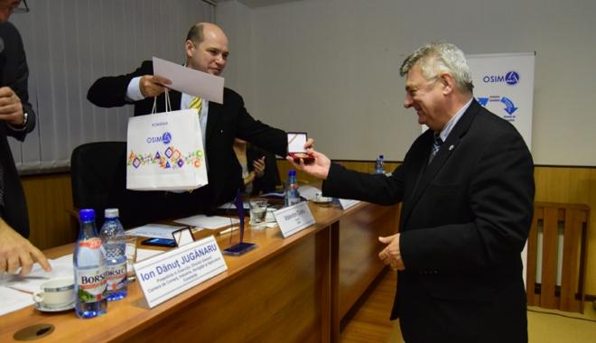 Foto: Trofeul Creativităţii  a fost câştigat de firma Triton SRL din Constanţa