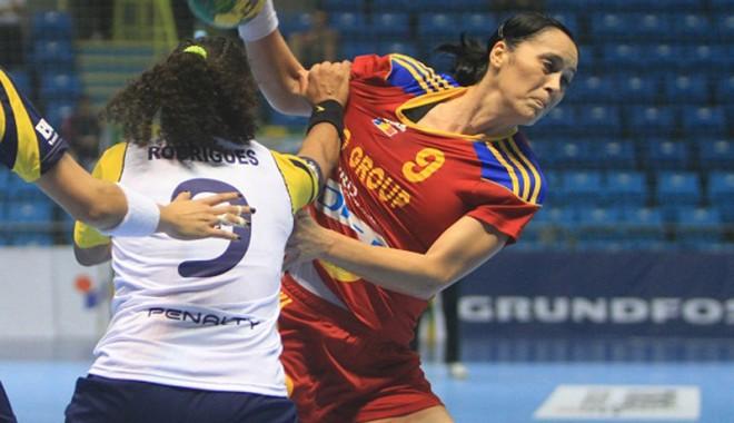 Foto: România debutează, sâmbătă, la CM de handbal feminin