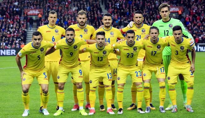 Foto: Tricolorii, coborâre patru poziţii în topul FIFA