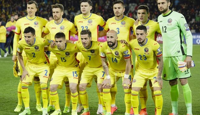Foto: Tricolorii au urcat pe locul 41, în clasamentul FIFA