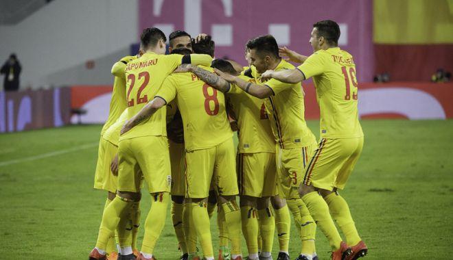 Foto: Tricolorii au urcat patru locuri în clasamentul FIFA