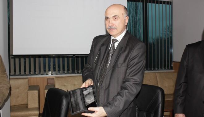 Foto: Camera de Comerţ Constanţa, premiată de OSIM
