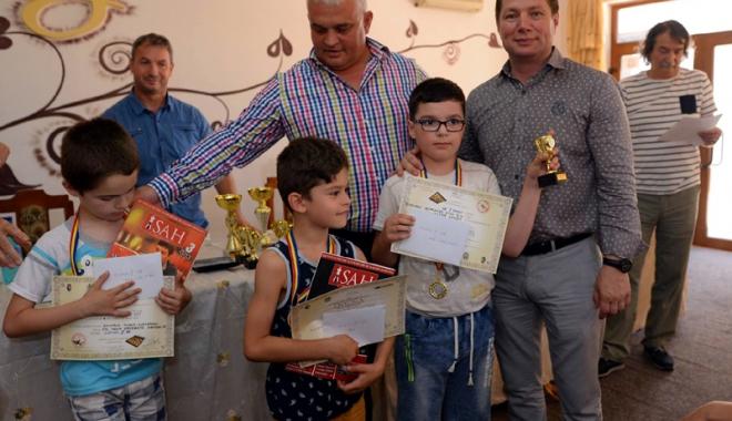 Foto: Trofeul Techirghiol la şah va purta numele lui Mircea Pavlov