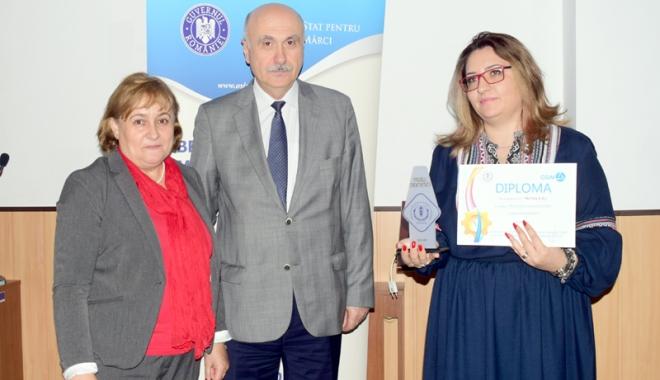 Foto: Trofeul Creativității a fost câștigat, pentru al treilea an la rând, de Triton SRL, din Constanța