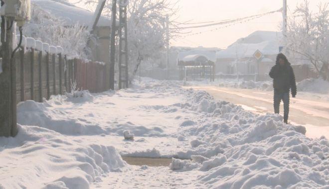 """Foto: Ce iarnă ne așteaptă anul acesta. """"VOM AVEA FENOMENE EXTREME...!"""""""