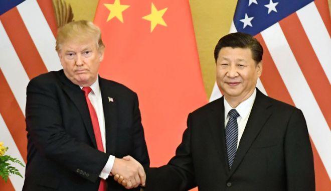 """Foto: Trump: """"China complică lucrurile  în ce priveşte dosarul nord-coreean"""""""